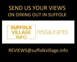 Derek & Layla visit The BUNBURY ARMS – Suffolk Village Info